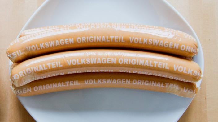 VW verkauft erneut mehr Currywürste als Autos