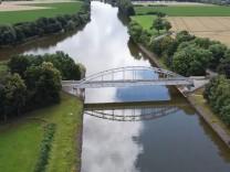 Prozess: Mit einer Betonplatte in der Weser versenkt