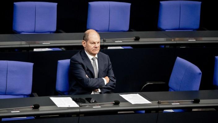 Finanzminister Olaf Scholz hält am Kohleausstieg bis 2038 fest. Wie oft er sich mit der Kohleindustrie getroffen hat, darüber gibt sein Ministerium bislang keine Auskunft.