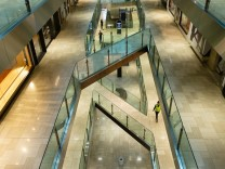 Einkaufen in der Stadt: Alles muss raus