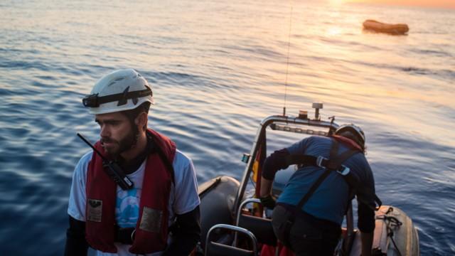 Sea-Watch Mediterranean Boat People Rescue - Mission 08/2016 - 02.08.-12.08.2016