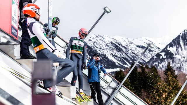 01 02 2019 Heini Klopfer Skiflugschanze Oberstdorf GER FIS Weltcup Skiflug Oberstdorf im Bild