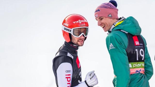 SLO FIS Weltcup Ski Sprung Planica 22 03 2019 Planica Ratece SLO FIS Weltcup Ski Sprung Skifl