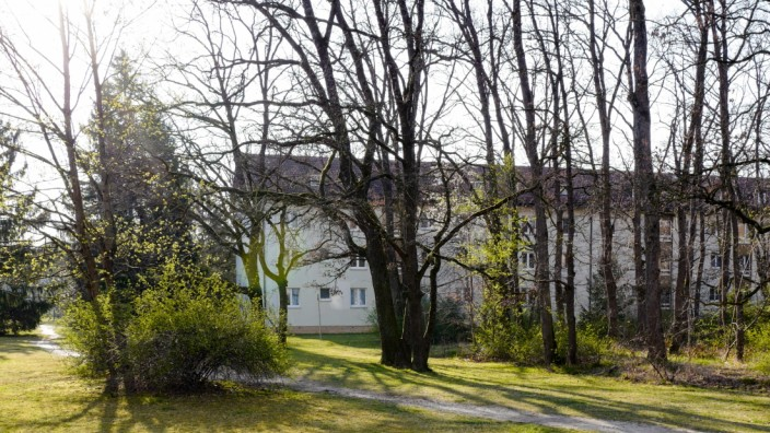 Siedlung am Perlacher Forst in München, 2020