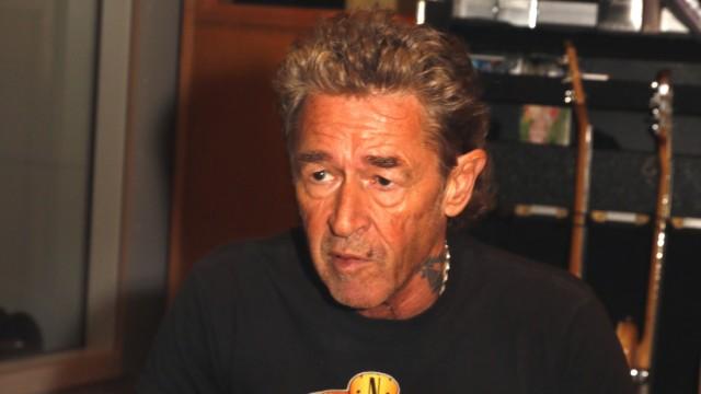 Peter Maffay stellt CD 'Jetzt' vor