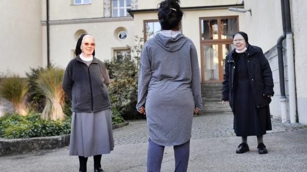 Tutzing,  SZ Adventskalender, Kloster
