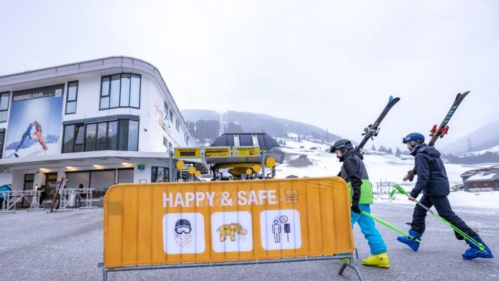 Österreich - Start der Skisaison