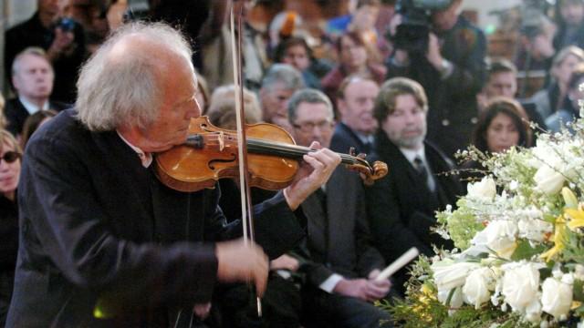 Geiger Ivry Gitlis 98-jährig gestorben