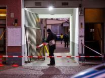 """Schießerei in Berlin-Kreuzberg: """"Wir gehen davon aus, dass sich die Beteiligten kannten"""""""
