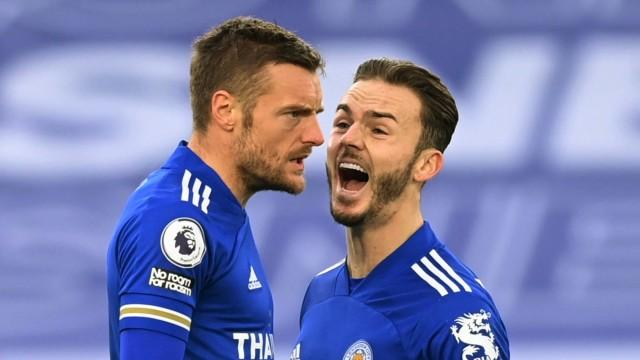 Premier League - Leicester City v Manchester United
