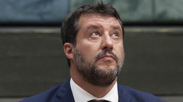 Verfahren gegen Ex-Minister Salvini