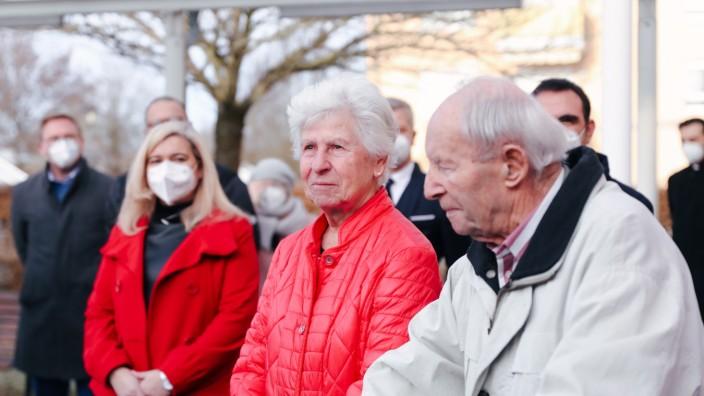 GERMERING: Start der Corona Impfungen in Bayern