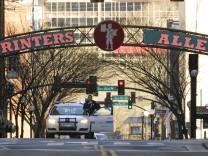 Detoniertes Wohnmobil: Hauptverdächtiger der Explosion in Nashville ist tot