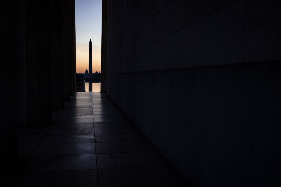 Nation's Capitol Enters Final Days of 2020