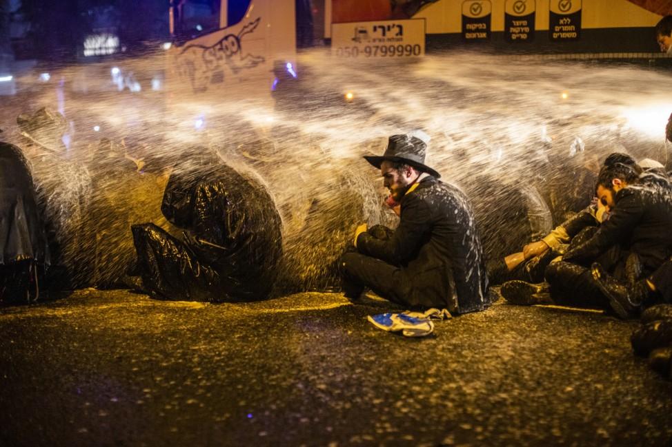 Coronavirus - Proteste in Israel