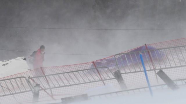 Ski alpin - Weltcup in Semmering