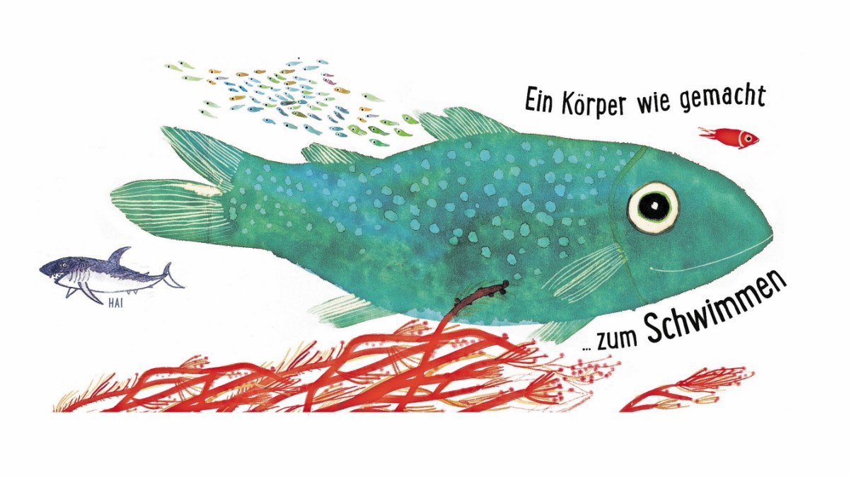 Sachbilderbuch: Vor Liebe brummen