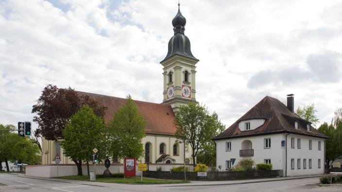 Sankt-Martin-Weg in Planung