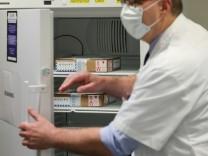 Coronavirus · Impfbeginn in Belgien