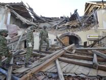 Nahe Zagreb: Starkes Erdbeben in Kroatien