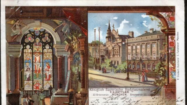 150 Jahre Glaskunst Zettler