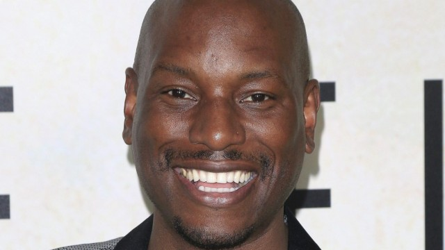 """´Fast and Furious""""-Star Tyrese Gibso"""