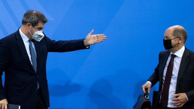 Pressekonferenz im Bundeskanzleramt