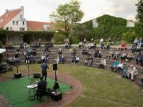 Michael Altinger, Kabarett, Programm Schlaglicht. Garching, Theatron im Römerhof