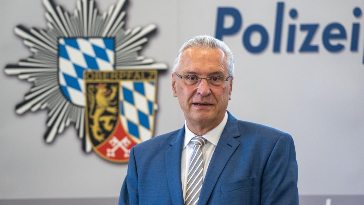 Rosenheim: Ärger um Mittagessen mit Innenminister