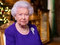 Queen Elizabeth II. / Brexit-Abkommen