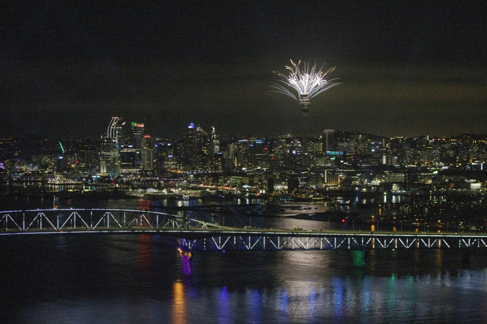 T�maki Makaurau Auckland Welcomes 2021 With New Year's Eve Celebrations