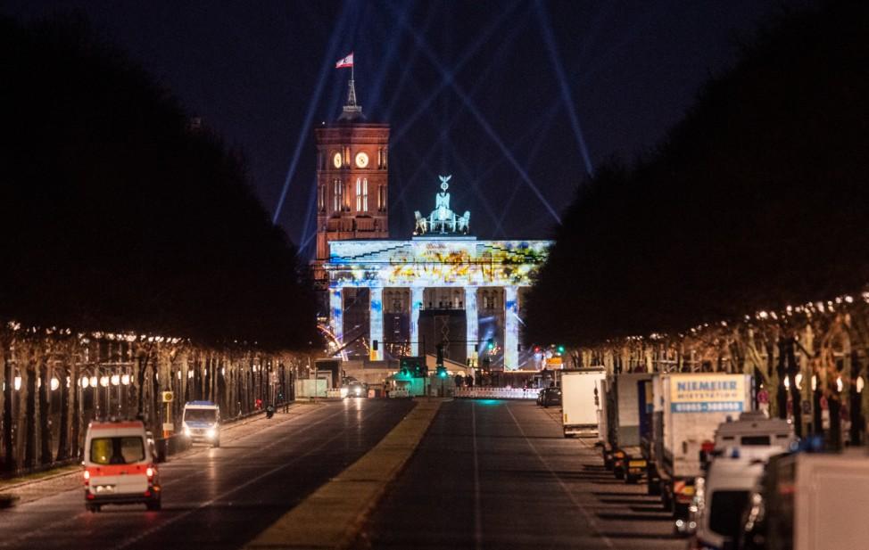 Silvester - Berlin