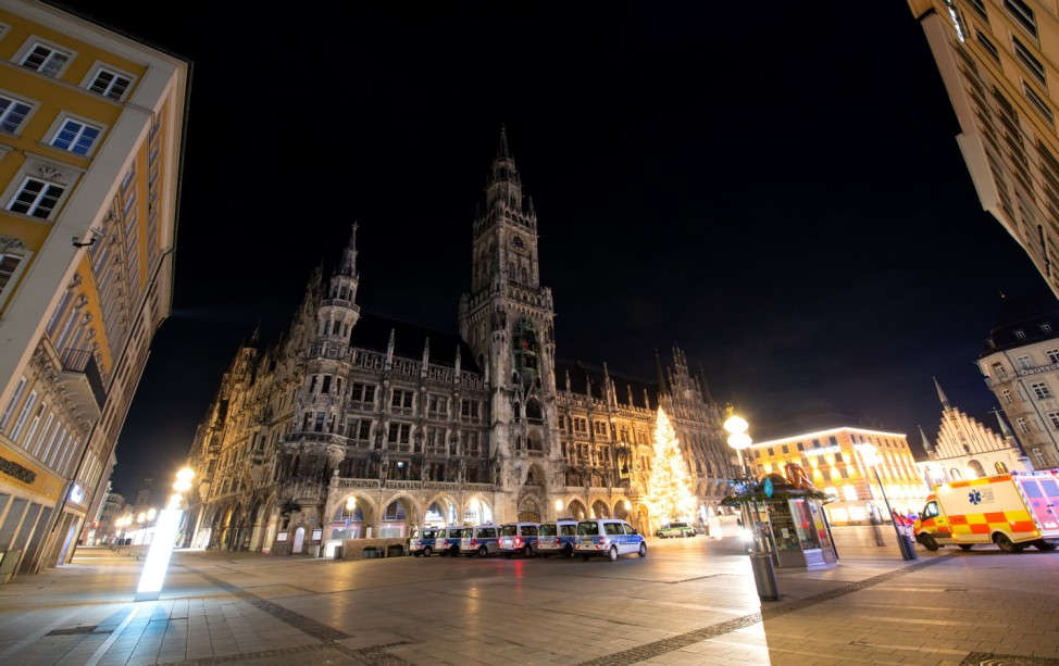 Silvester · München