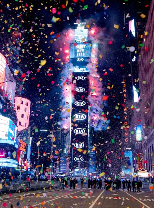 Silvester - New York