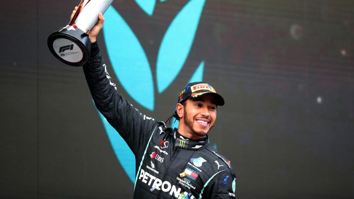 Lewis Hamilton: Endlich Sir