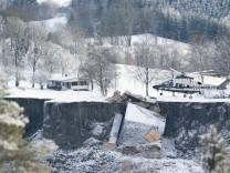Norwegen: Todesopfer nach Erdrutsch geborgen