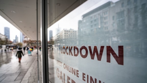 Lockdown in Frankfurt/Main