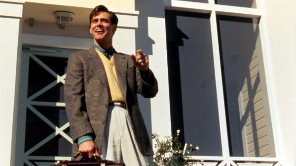 The truman show 1997 Real Peter Weir Jim Carey. COLLECTION CHRISTOPHEL Paramount Pictures / Scott Rudin Productions PUBL
