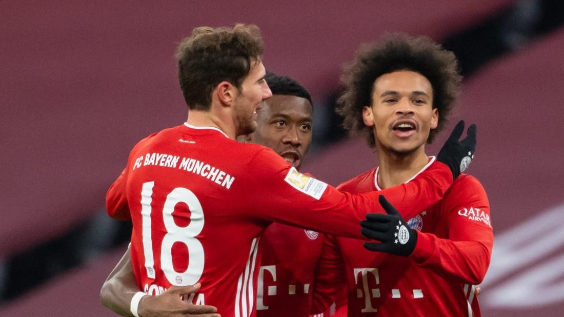 Bundesliga: Bayern schlägt Mainz nach 0:2-Rückstand