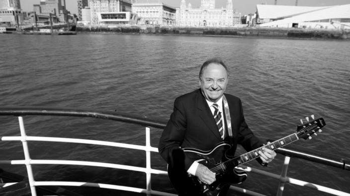 Sänger Gerry Marsden gestorben; Sänger Gerry Marsden gestorben