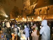Polizei weist Kritik am Einsatz bei Corona-Demo zurück