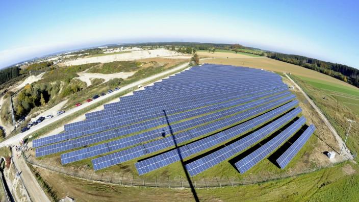 Unterbrunn Solarpark