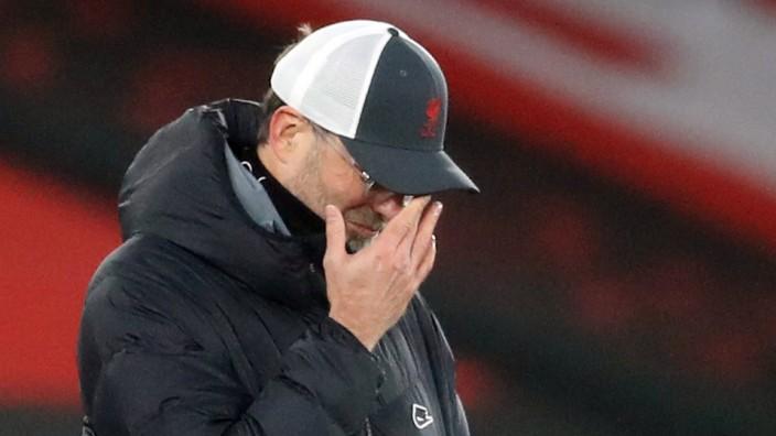 Premier League - Southampton v Liverpool
