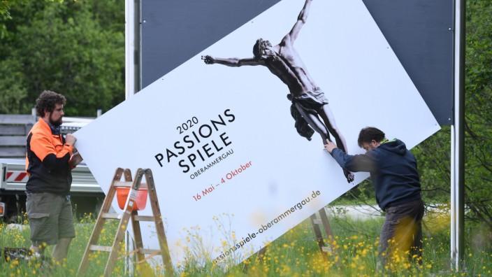 Passionsspiele 2022 in Oberammergau