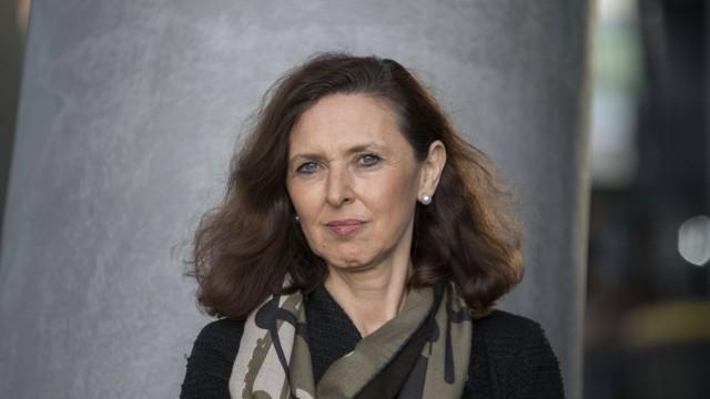 Nahlah SAIMEH Deutschland Fachaerztin fuer Psychiatrie und Psychotherapie Autorin am 12 10 2017