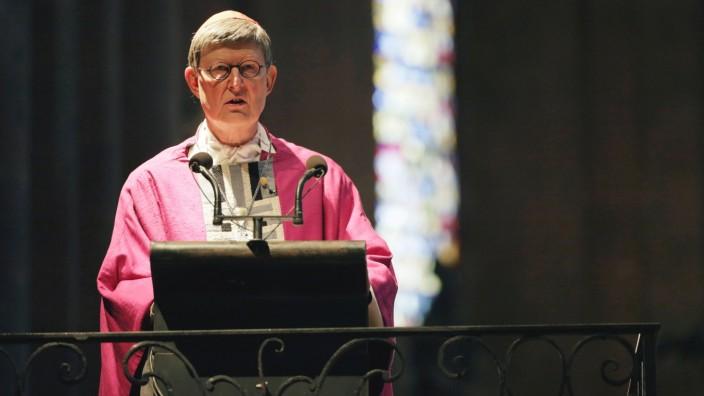 Rainer Maria Kardinal Woelki beim Morgengottesdienst zur Fr¸hjahrs-Vollversammlung der Deutschen Bischofskonferenz im Ho
