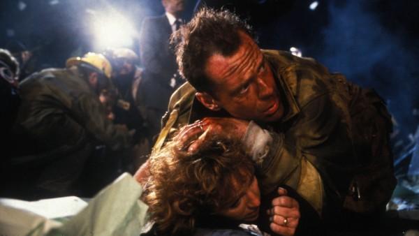 Bruce Willis Bonnie Bedelia Die Hard 1988 PUBLICATIONxINxGERxSUIxAUTxONLY Copyright xPeterxSorelx