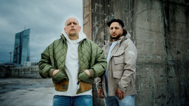 "Celo & Abdi - ""Mietwagentape 2"" (385ideal/Universal Music)"
