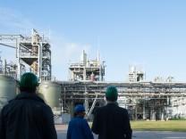 Bitterfeld-Wolfen: 125 Jahre Industrie und ´Meer