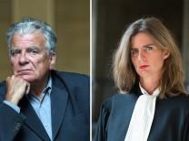 Kollage Camille Kouchner und Olivier Duhamel  Sipa Press/Actionpress, AFP